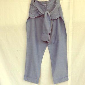 """Shirt style"" pants"